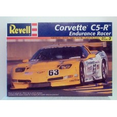Corvette C5-R Endurance Racer Kit by Revell 1:25