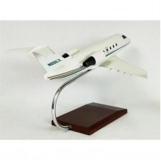 Daron Worldwide Bombardier Aerospace Challenger 601 Model Airplane