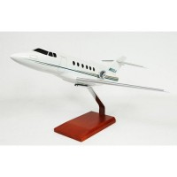 Daron Worldwide Hawker Beechcraft 800XP Flight Options Model Airplane
