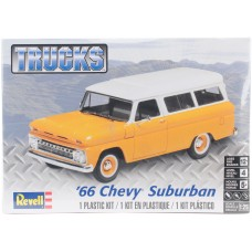 Plastic Model Kit-66 Chevy(R) Suburban   564756117