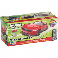 Revell® SnapTite® Build & Play 2015 Mustang GT Kit 12 pc Box   550058427