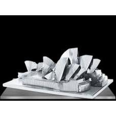 Sydney Opera House - Metal Works - Building Set by Fascinations (MMS053)