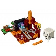 LEGO Minecraft The Nether Portal 21143   566261708
