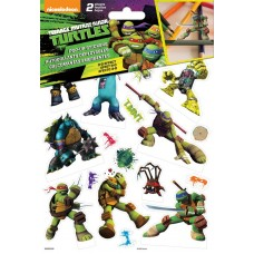 Sticker Pop-Up - Teenage Mutant Ninja Turtles 3D New Toys Games st5131