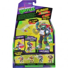 Teenage Mutant Ninja Turtles Raphael Sai-Throwing Flinger Action Figure   551141993