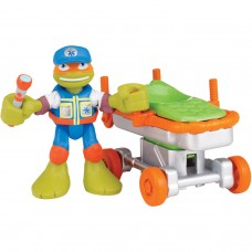 Teenage Mutant Ninja Turtles Rescue Mike with EMT Gurney   557058076