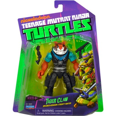 Teenage Mutant Ninja Turtles Tiger Claw Action Figure