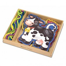 Lace and Trace Activity - Farm Animals   564546333