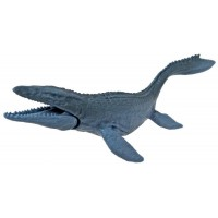 Jurassic World Battle Damage Mini Dinosaur Figure Mosasaurus Mini Figure [No Packaging]