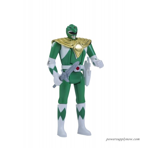 New Power Rangers Legacy Auto Mighty Morphin Tommy Green Ranger Action Figure