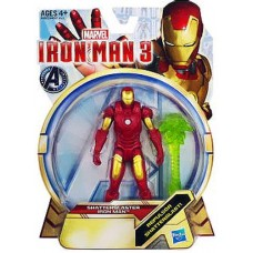 Iron Man 3 Shatterblaster Iron Man Action Figure