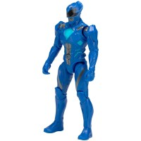 "Mighty Morphin Power Rangers Movie 5"" Blue Ranger Action Hero   556982968"