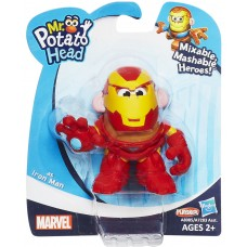 Mixable Mashable Heroes Mr. Potato Head as Iron Man Figure