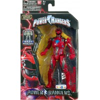 Power Rangers Legacy Build A Megazord Red Ranger Action Figure [Movie]