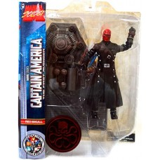 Marvel Select First Avenger Red Skull Action Figure