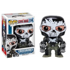 Pop! Marvel: Captain America 3-crossbones (Funko)